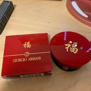 Giorgio Armani highlight face palette